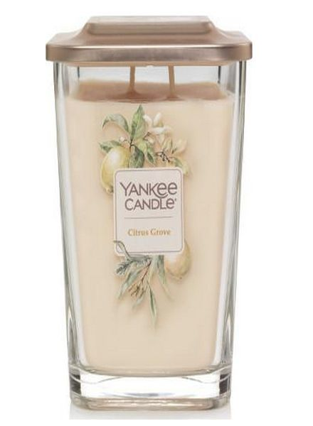 Yankee Candle Citrus Grove Elevation Large Geurkaars