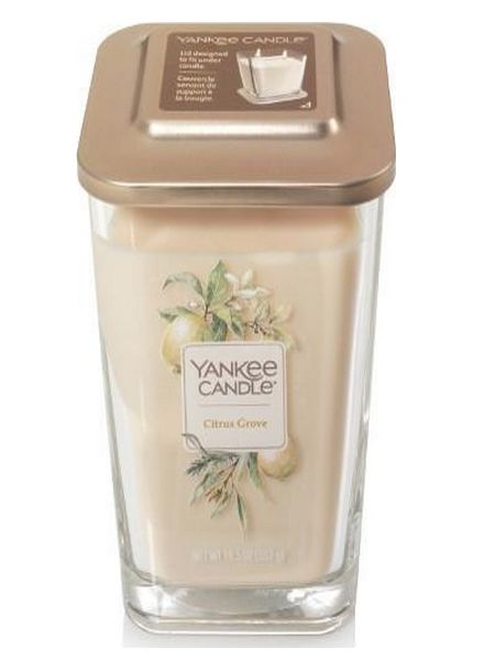 Yankee Candle Yankee Candle Citrus Grove Elevation  Large Geurkaars