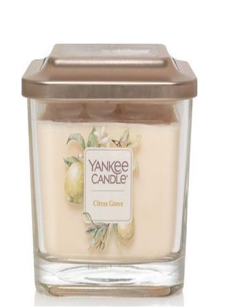 Yankee Candle Yankee Candle Citrus Grove Elevation  Medium Geurkaars