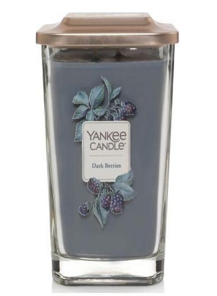 Yankee Candle Yankee Candle Dark Berries Elevation  Large Geurkaars