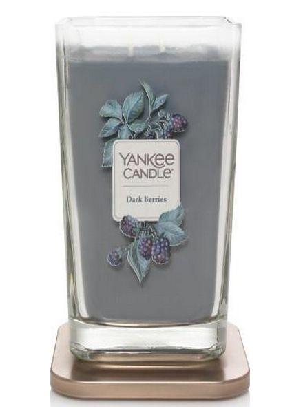 Yankee Candle Yankee Candle Dark Berries Elevation  Large Geurkaars