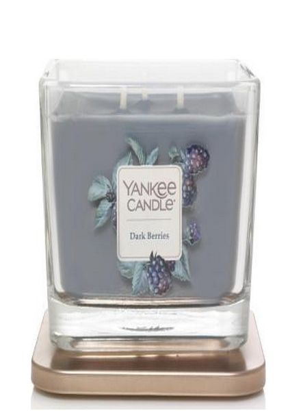 Yankee Candle Yankee Candle Dark Berries Elevation  Medium Geurkaars