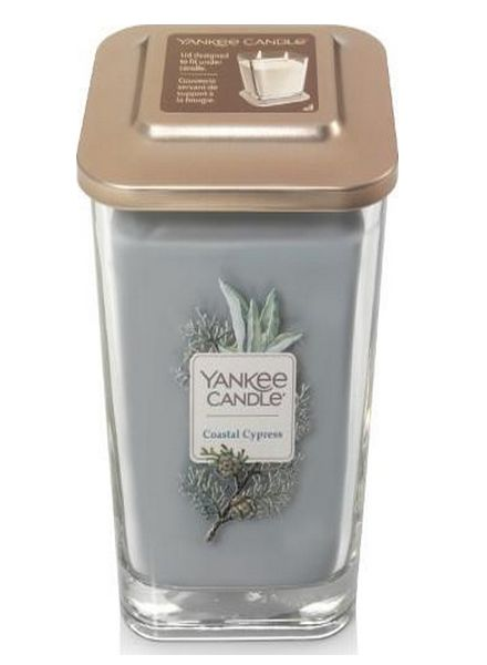 Yankee Candle Yankee Candle Coastal Cypress Elevation  Large Geurkaars