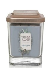 Yankee Candle Coastal Cypress Elevation Medium Geurkaars