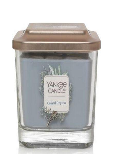 Yankee Candle Yankee Candle Coastal Cypress Elevation Medium Geurkaars