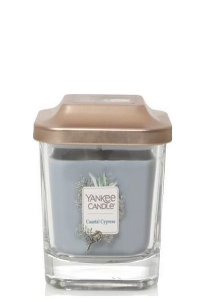 Yankee Candle Coastal Cypress Elevation Small Geurkaars