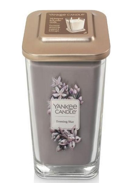 Yankee Candle Yankee Candle Evening Star Elevation Large Geurkaars