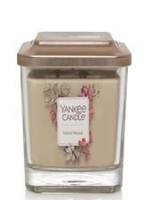 Yankee Candle Velvet Woods Elevation Medium Geurkaars
