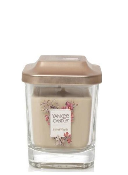 Yankee Candle Velvet Woods Elevation Small Geurkaars