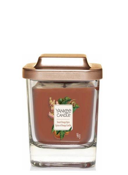 Yankee Candle Sweet Orange Spice Elevation Small Geurkaars