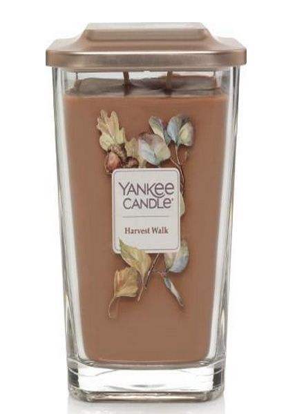 Yankee Candle Harvest Walk Elevation Large Geurkaars