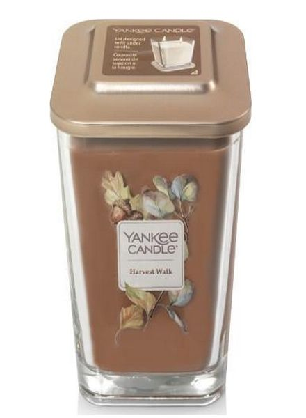 Yankee Candle Yankee Candle Harvest Walk Elevation Large Geurkaars