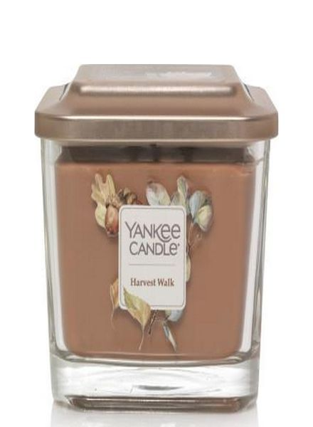 Yankee Candle Harvest Walk Elevation Medium Geurkaars