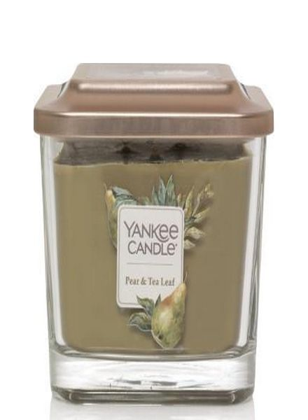 Yankee Candle Pear & Tea Leaf Elevation Medium Geurkaars