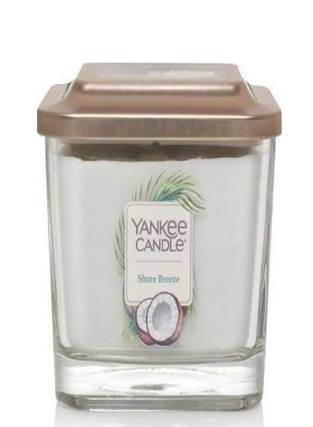 Yankee Candle Shore Breeze  Elevation Medium Geurkaars