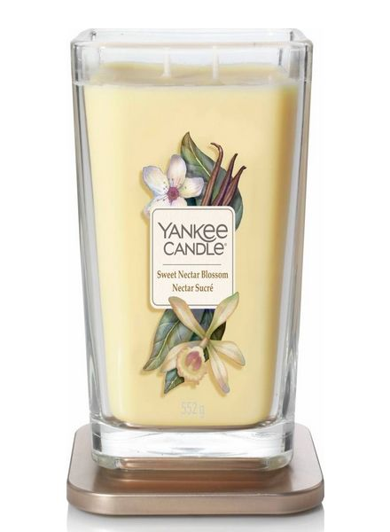 Yankee Candle Yankee Candle Sweet Nectar Blossom Elevation Large Geurkaars