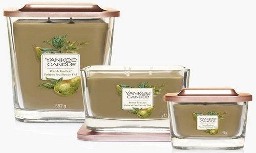 Yankee Candle Pear & Tea Leaf Elevation