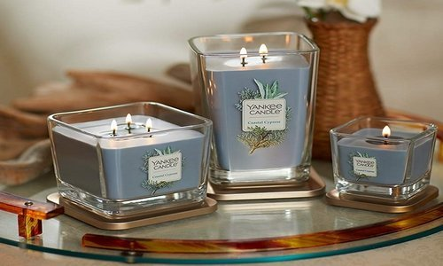 Yankee Candle Coastal Cypress Elevation