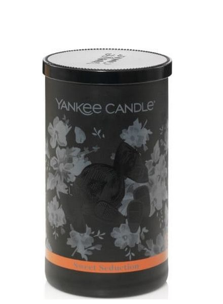 Yankee Candle Sweet Seduction Medium Pillar 2018