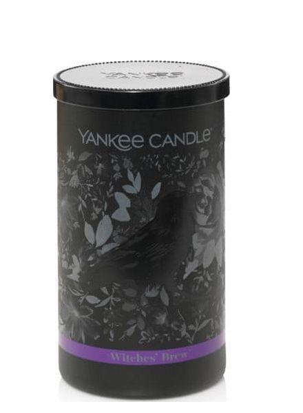 Yankee Candle Yankee Candle Witches Brew Medium Pillar 2018