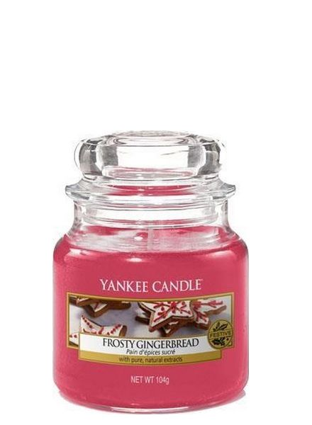 Yankee Candle Yankee Candle Frosty Gingerbread Small Jar