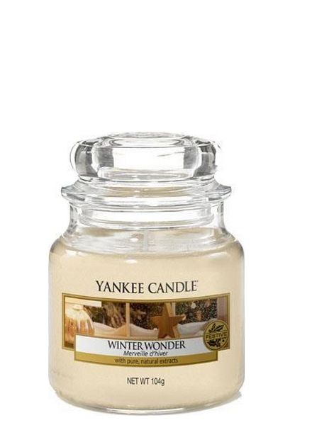 Yankee Candle Yankee Candle Winter Wonder Small Jar