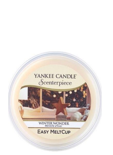 Yankee Candle Yankee Candle Winter Wonder Melt Cup