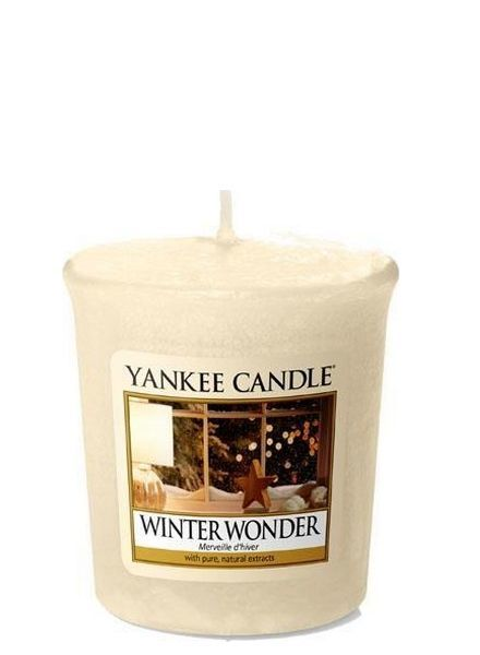 Yankee Candle Yankee Candle Winter Wonder Votive