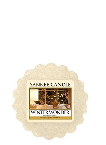 Yankee Candle Winter Wonder Tart