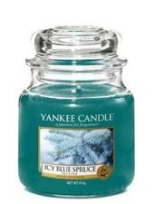 Yankee Candle Icy Blue Spruce Medium Jar