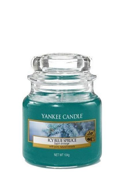 Yankee Candle Icy Blue Spruce Small Jar