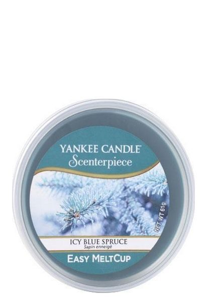 Yankee Candle Icy Blue Spruce Melt Cup