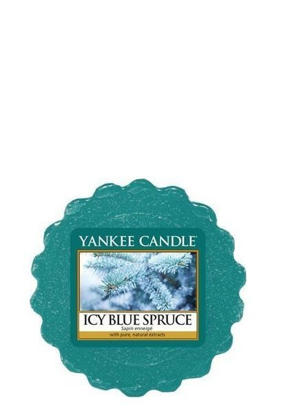 Yankee Candle Icy Blue Spruce Tart