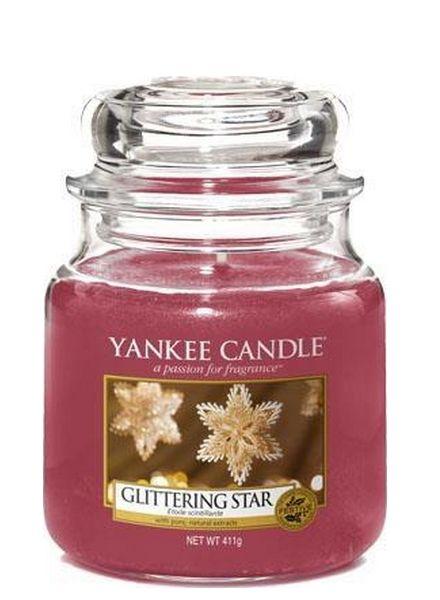 Yankee Candle Yankee Candle Glittering Star Medium Jar
