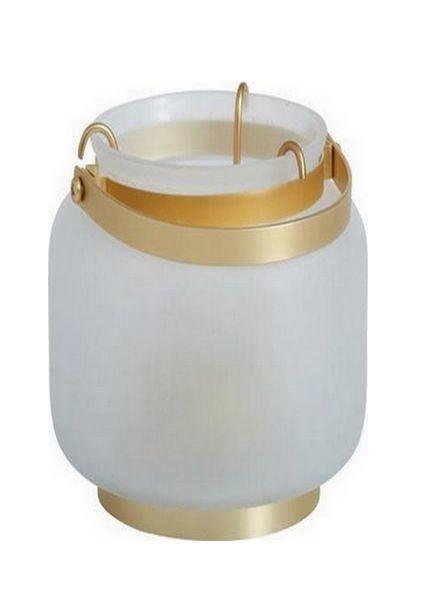 Yankee Candle Frosty Votive Lantern