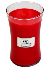 Woodwick Large Crimson Berries