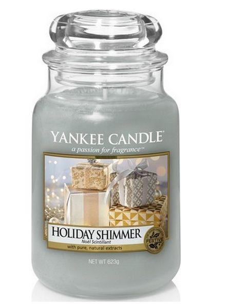 Yankee Candle Yankee Candle Holiday Shimmer Large Jar