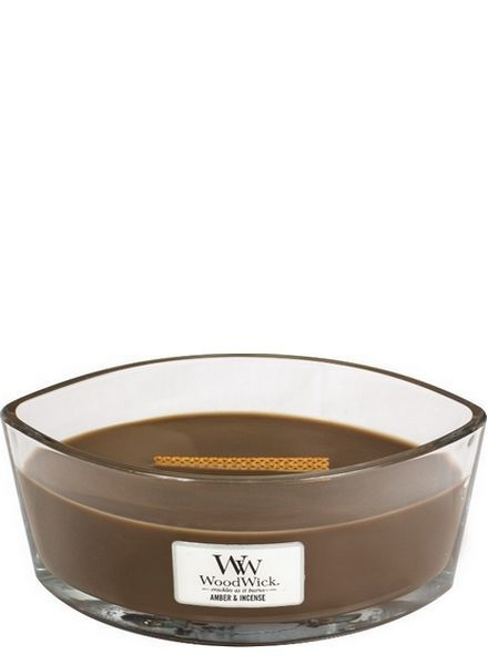 Woodwick Ellipse Amber & Incense