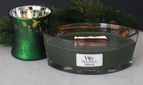 WoodWick geur van de maand