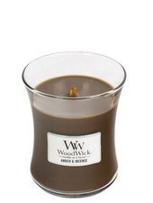 Woodwick Medium Amber & Incense