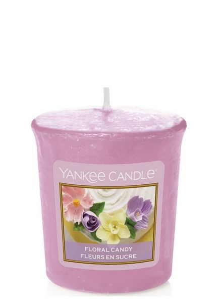 Yankee Candle Yankee Candle Floral Candy Votive