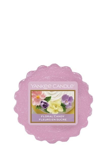 Yankee Candle Floral Candy Tart
