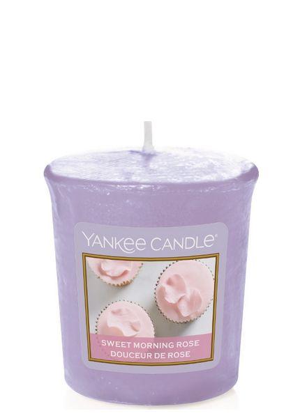 Yankee Candle Yankee Candle Sweet Morning Rose Votive