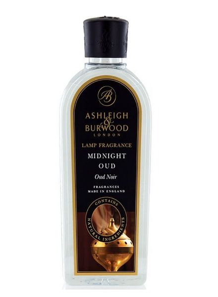 Ashleigh & Burwood Geurlamp Olie Ashleigh & Burwood Midnight Oud 500 ml