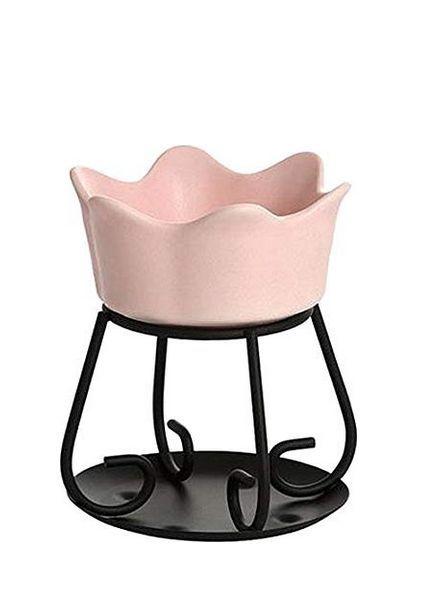 Yankee Candle Tart Warmer Petal Bowl Pink