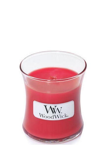 Woodwick Mini Radish & Rhubarb