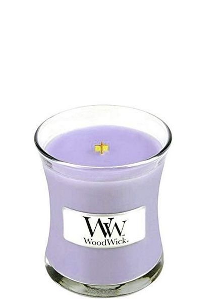 Woodwick WoodWick Mini Candle Lilac