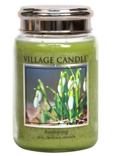 Village Candle Village Candle Awakening Large Jar
