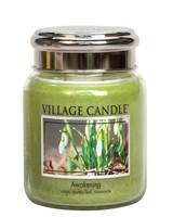 Village Candle Awakening Medium Jar