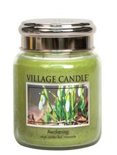 Village Candle Awakening Medium Jar